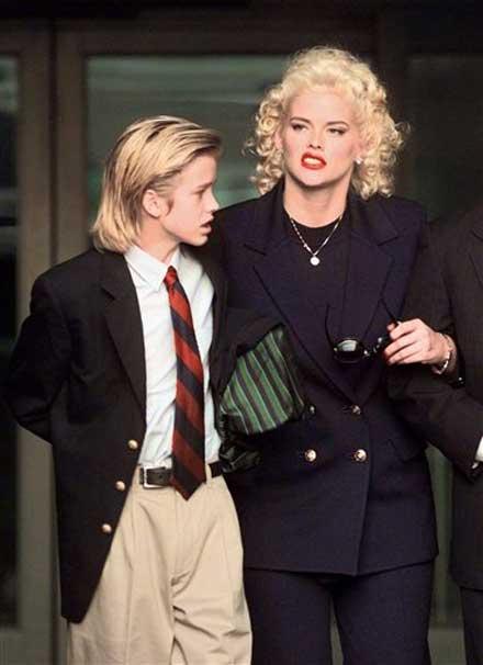 Anna Nicole Smith Daughter And Son What, no Anna Ni...