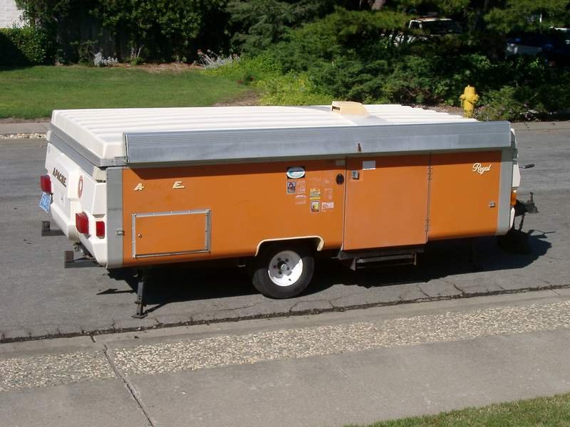 & Apache Royal tent trailers - Pelican Parts Technical BBS
