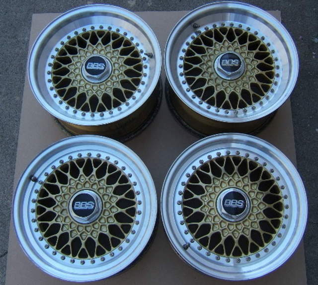 Fs Bbs Forged 3 Piece 16 Inch By 7 S And 8 S 800 00
