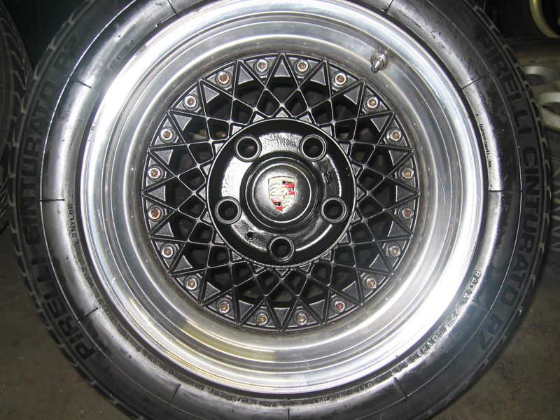 9 Amp 11 Quot X15 Porsche Epsilon Bbs Type Wheels Pelican Parts