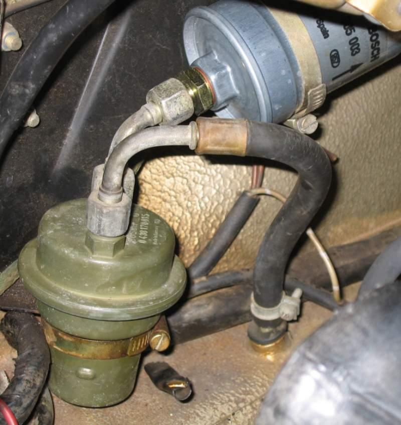 how to repair fuel line leaks