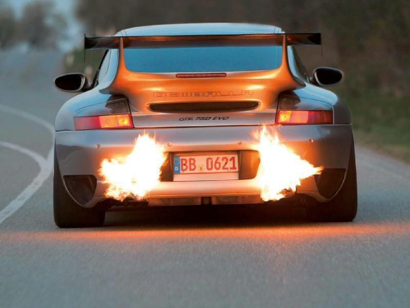 Exhaust Flames? - Pelican Parts Forums