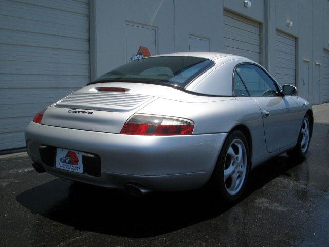 Lojack For Cars >> FS: 2000 Porsche 996 Hardtop Cab 90k MSRP Warranty 1-owner ...