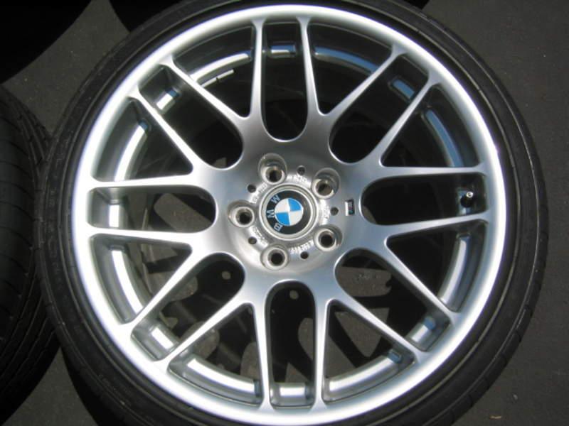 Oem Bmw Wheels >> Fs Bmw Oem Csl Wheels W New Tires Never Used