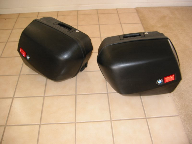 Bmw Hard Saddlebags Luggage Pelican Parts Forums