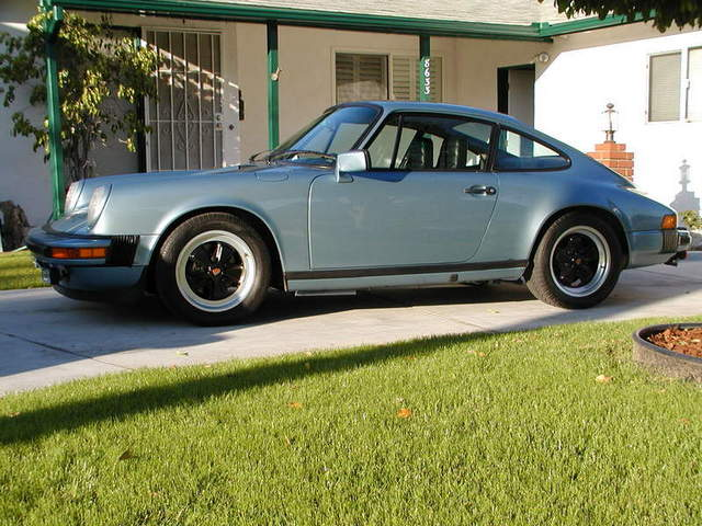 How much for a 911sc paint job page 2 pelican parts for How much for a paint job