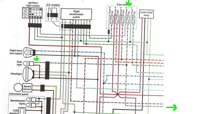 wiring diagram 2001 f650gs another blog about wiring diagram \u2022 electrical wiring diagrams for motorcycles tail light issue pelican parts forums rh forums pelicanparts com