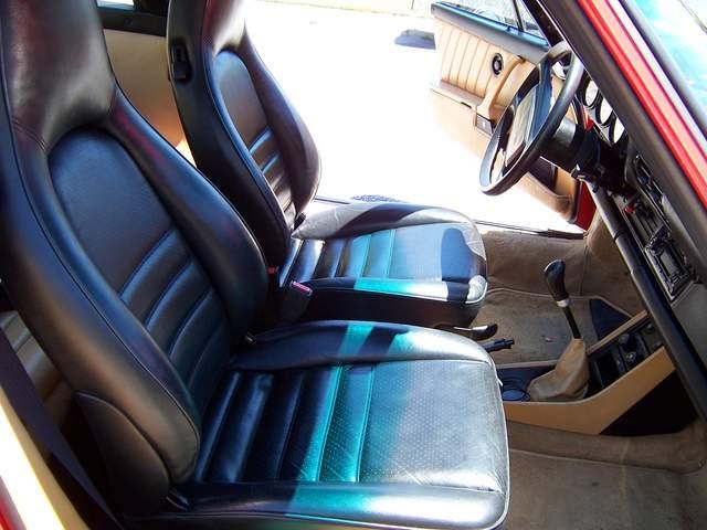 has anyone put black seats in a tan interior car pelican parts forums. Black Bedroom Furniture Sets. Home Design Ideas
