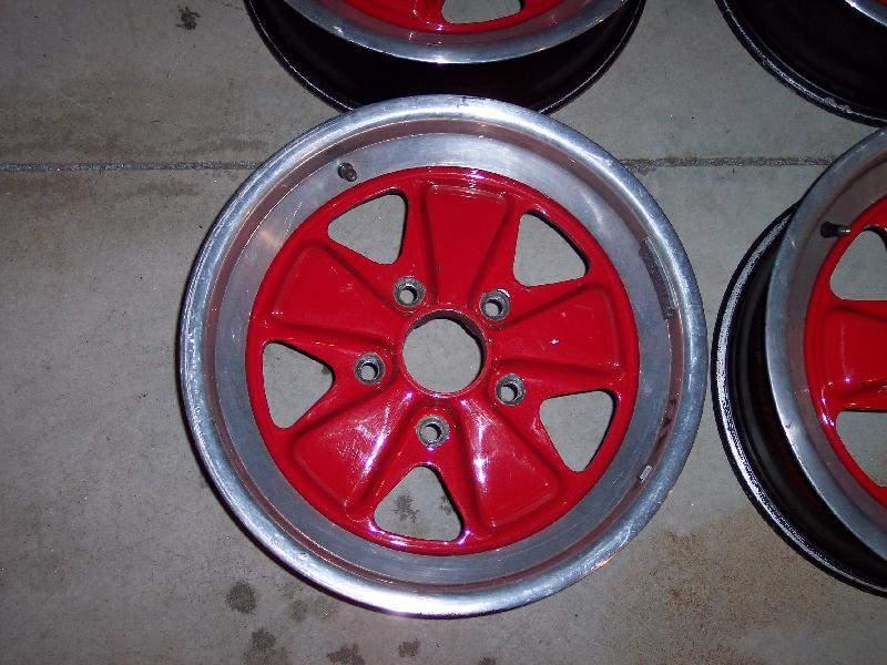 Fs Four 16x7 Fuchs Wheels Pelican Parts Forums