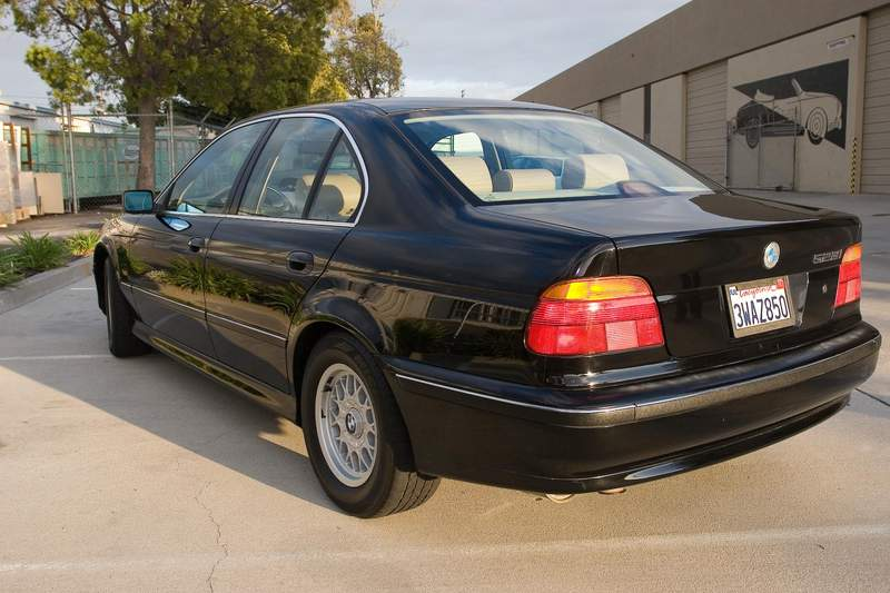 97 Bmw 528i For Sale 97 528i Black w/ tan interior $7900 obo - Pelican Parts Technical BBS
