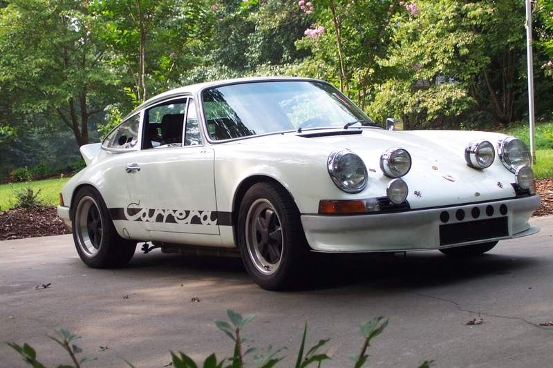 Post pics of Carrera RS replicas here    - Page 2 - Pelican Parts Forums