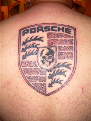 Porsche Tattoo Hot Or Not Page 3 Pelican Parts