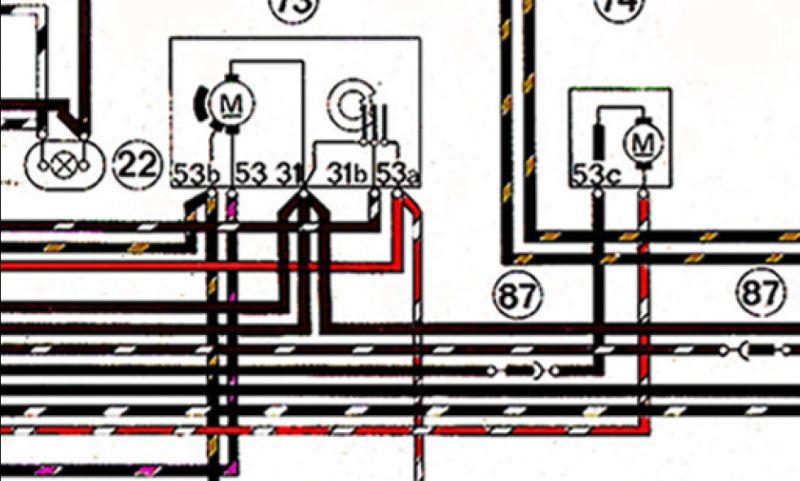 1971 Wiper Wiring Help