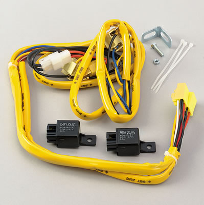 H4 Headlight Wiring Harness - Pelican Parts Forums on chevy 2 headlight relay harness, h4 vs 9003 wiring, h4 headlight socket wiring diagram, automotive wiring harness, h4 headlight wiring details, h4 wiring with diode, h4 plug wiring ground, electrical harness, h4 headlight connector 12 gauge, heavy duty headlight harness,