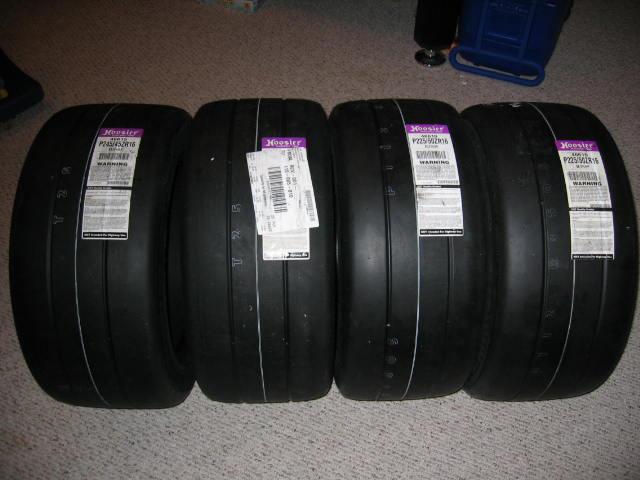 Mobile Tire Service >> FS - Hoosier R3S05 (225 & 245-16) New - Pelican Parts Forums