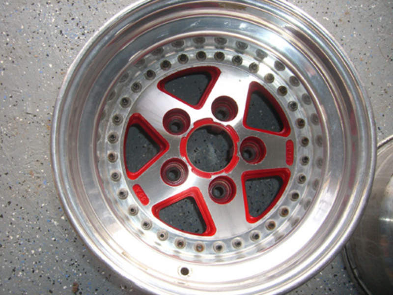 Fs Pair 15 X 11 Gotti Wheels For Your Rsr Pelican Parts