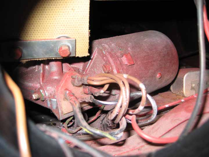 Wiper Motor Wires