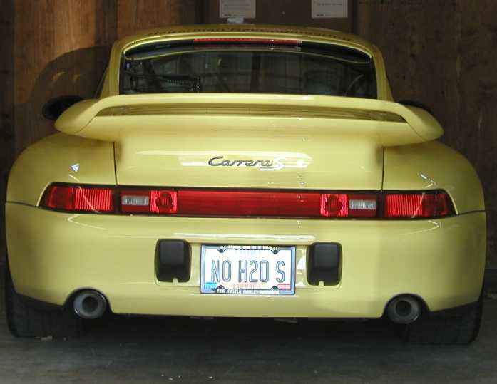 Seen Any Good Personalized License Plates On 911s Page