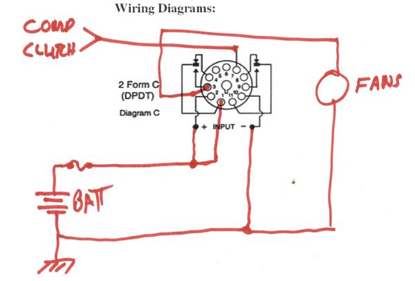 Terrific Dayton Relay Wiring Diagram Wiring Diagram Read Wiring Database Xlexigelartorg
