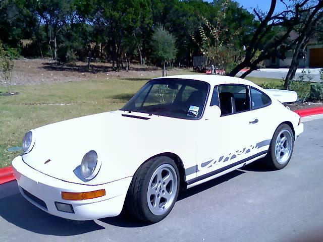 Porsche 911 Euro