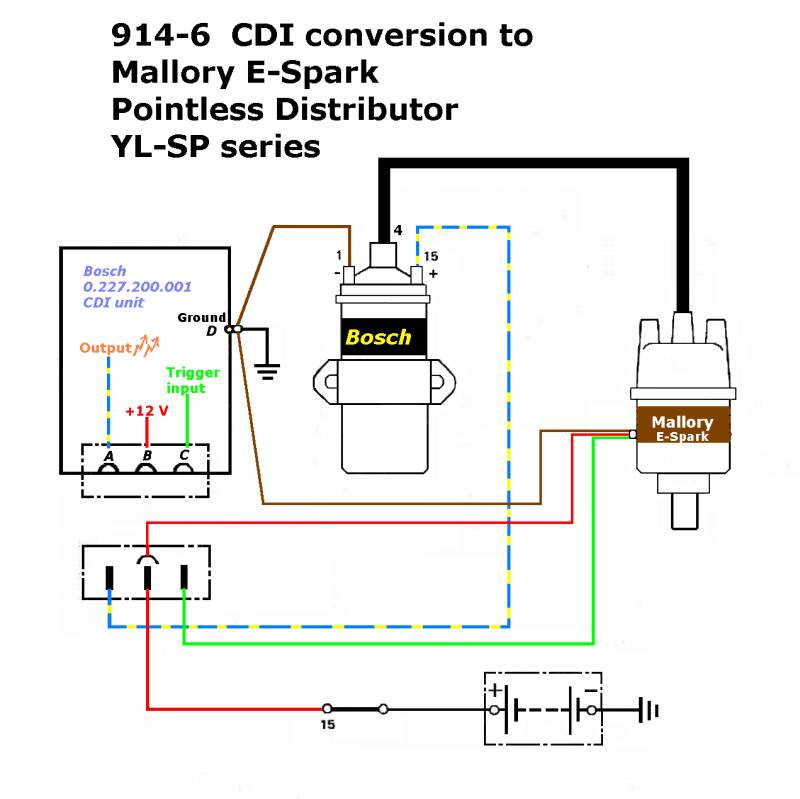 Groovy Mallory Hei Distributor Wiring Diagram The Best Picture Wiring Wiring Digital Resources Anistprontobusorg