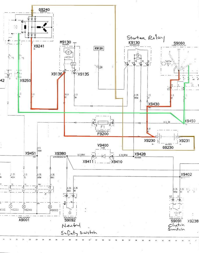 Toyota Denso Alternator Parts Diagram Trusted Wiring 4 Wire There Are Only Three Wires Pelican Forums Nippondenso