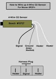 Toyota 4 Wire O2 Sensor Wiring Diagram Pictures - Wiring ...