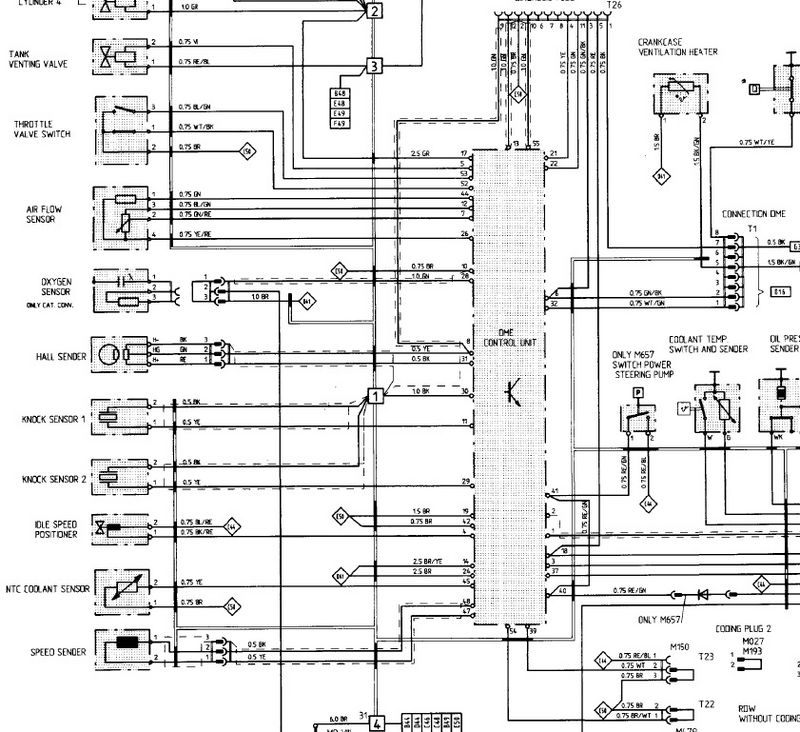 porsche 924 turbo wiring diagram  porsche 930 turbo wiring