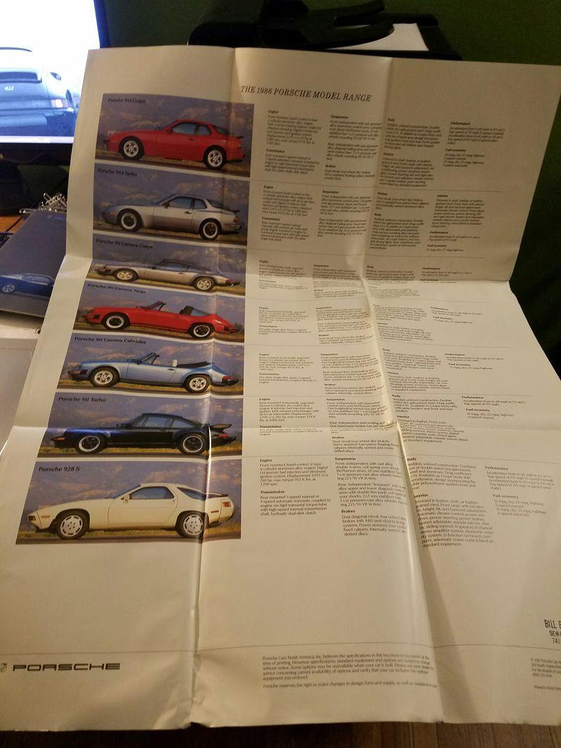 Haynes Porsche 924 manual