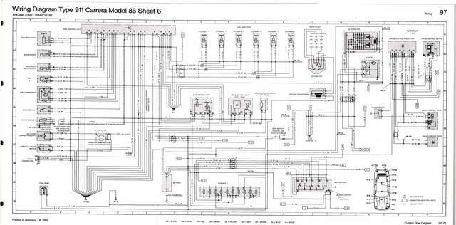 1986 porsche 911 wiring diagram   31 wiring diagram images