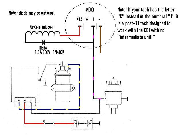 Old+tach+fix1140210484 vdo rev counter wiring diagram wiring diagram and schematic design Auto Meter Fuel Gauge Wiring Diagram at soozxer.org