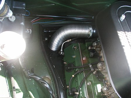 Porsche 914-6 Engine
